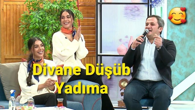 Orxan Lokbatanli - Divane Dusub Yadima (Perviz Bulbule Vasif Azimov ) Meyxana 2021