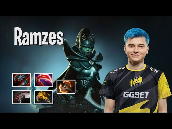 Ramzes Phantom Assassin vs MATUMBAMAN Dota 2 Pro Players Gameplay Spotnet Dota 2