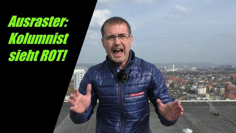 ❗️AUSRASTER Kolumnist sieht ROT und vergleicht Merkels Corona Politik mit dem 3 Reich❗️