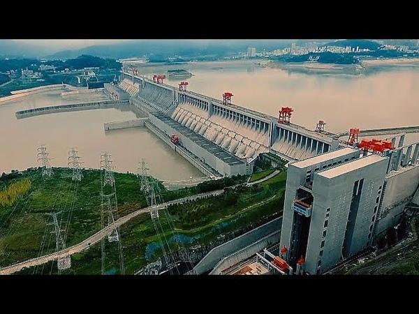 Chine le barrage des Trois Gorges, chantier pharaonique aux conséquences désastreuses