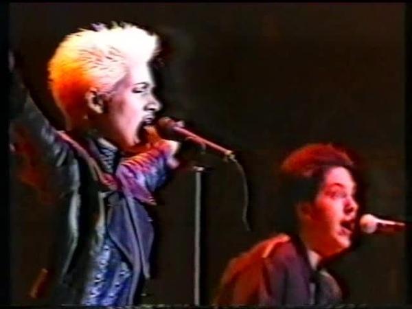 Roxette live in Montevideo-Uruguay 21-4-1992 (full show)