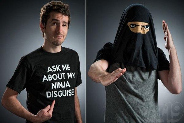 Креативная футболка -