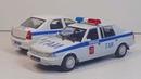 Москвич 2142R5 ГАИ спецвыпуск №11 Автолегенды СССР Милиция