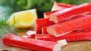 СЪЕДАЕТСЯ ВМИГ Как приготовить праздничную закуску из крабовых палочек Вкусные рецепты