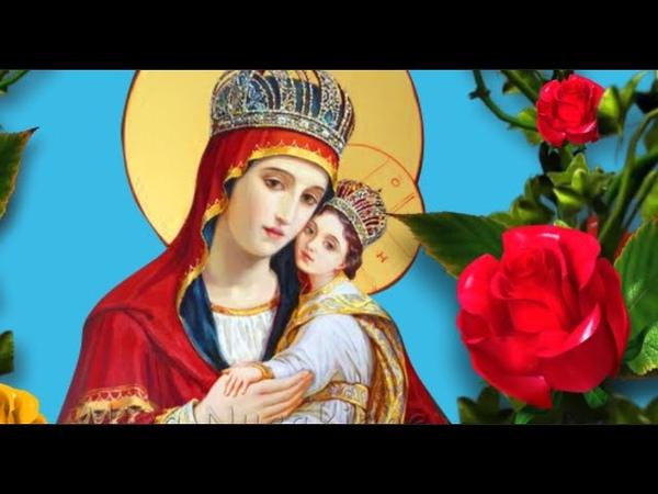 20 марта праздник иконы «Споручница грешных». Просите защиты у самой удивительной иконы Богородицы.