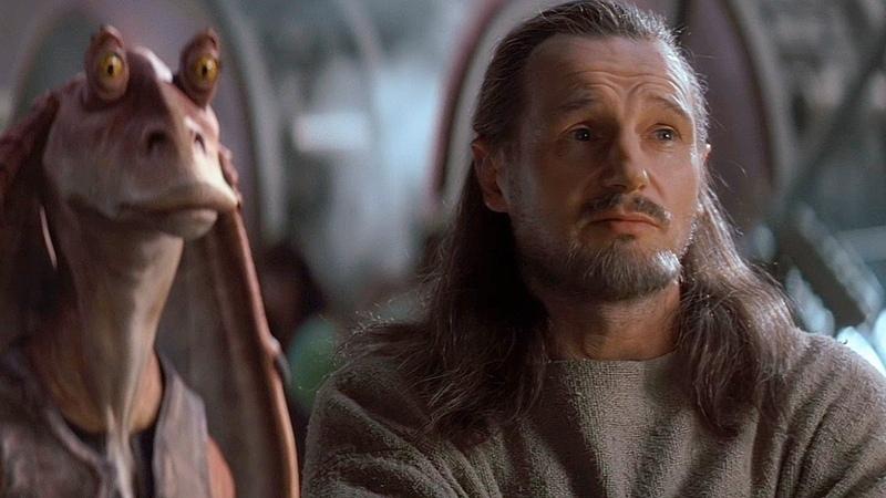 Сделка Квай-Гона и Уотто - Звёздные войны. Эпизод I Скрытая угроза (1999)