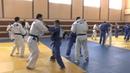 Judo, Russia national team under 21, randori training camp 2014