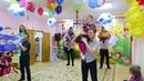 Трогательный танец с мамами и папами на выпускной в детском саду Когда ты станешь большим