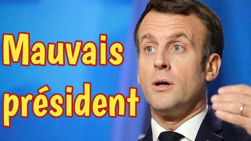 Emmanuel Macron la terrible nouvelle qui vient de tomber