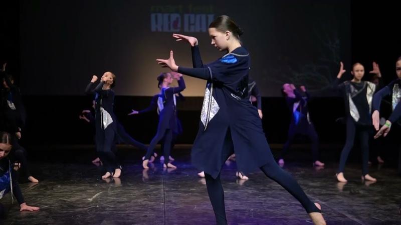 Танец Это всё слова, ансамбль Карусель, г. Барановичи | RED CAT - mart fest 2021