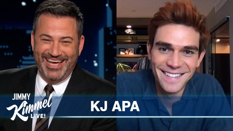 KJ Apa Went From Concussed Rugby Player to Riverdale TV Star