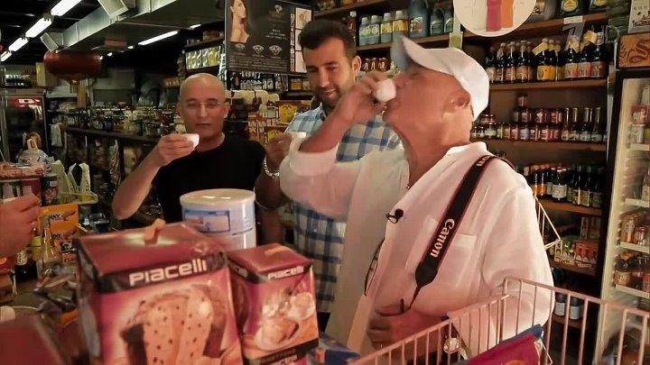 Еврейское счастье 2 серия Тель Авив или С чем это едят Путешествия Познера и Урганта