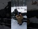 Стрельба с карабина в тайге