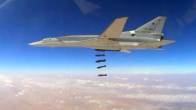 Крупную базу подготовки террористов под сирийской Пальмирой уничтожили самолеты ВКС России