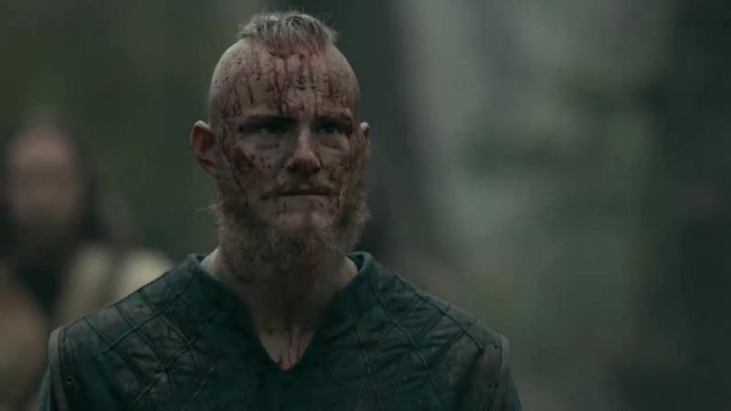 Викинги Vikings 2016 4 сезон 17 серия промо