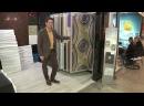 Интерьер в 3D_ панели из гипса и МДФ, двери и плинтуса