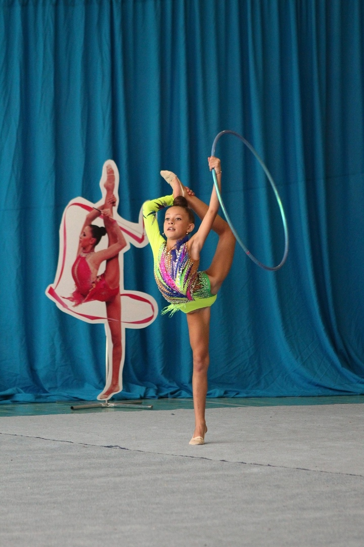 Спортсмены Донецка стали победителями и призёрами соревнований по художественной гимнастике «Памяти погибших детей Донбасса»