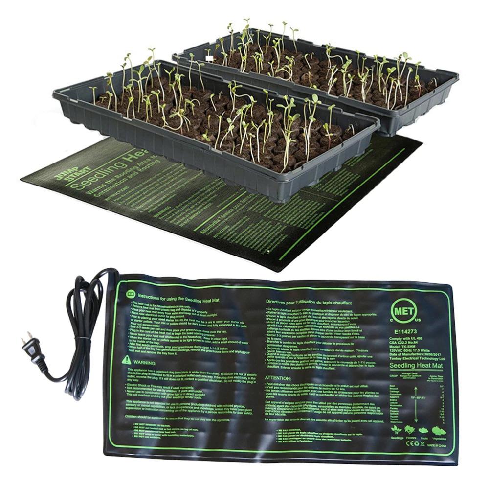 Нагревательный коврик для проращивания рассады -