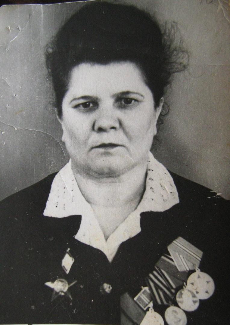 Синкина Ирина Марковна