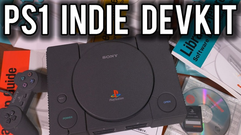 How the Sony PlayStation Net Yaroze DevKit brought Indie Game Development to Consoles