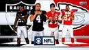 NFL 2020-2021, Week 05, Las Vegas Raiders - Kansas City Chiefs, RU, Viasat Sport HD