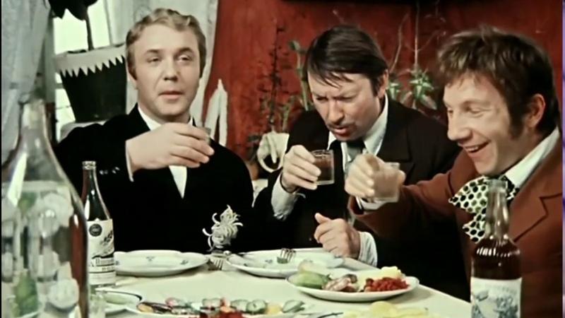 Да, господа. Романтизьму нету, выпить спокойно не дают... Не может быть!