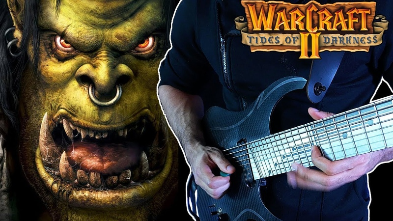 Warcraft II Orc Theme 4 METAL COVER