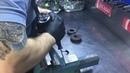 Honda Civic. Замена электромагнитной муфты и подшипника компрессора кондиционера.