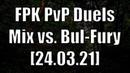 Diablo II - FPK PvP Duels Mix vs. Bul-Fury Asgard Server 24.03.21