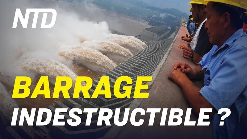 Trois-Gorges Risques deffondrement du barra Les États-Unis ferment le consulat de Chine