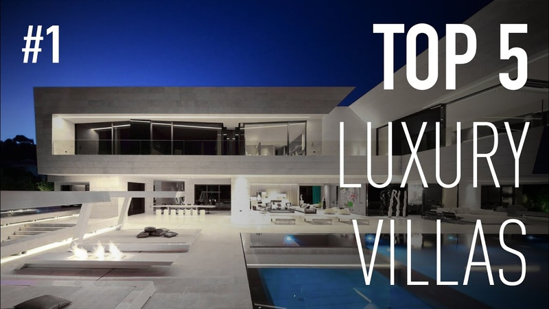 Top 5 MOST INCREDIBLE Luxury Modern Villas in Marbella Drumelia Real Estate Part 1
