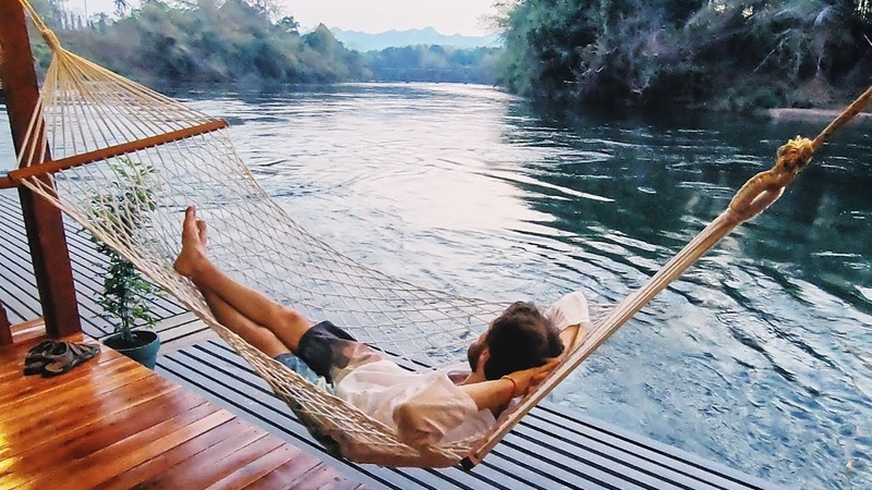 Экскурсия на реку Квай. Тайланд.