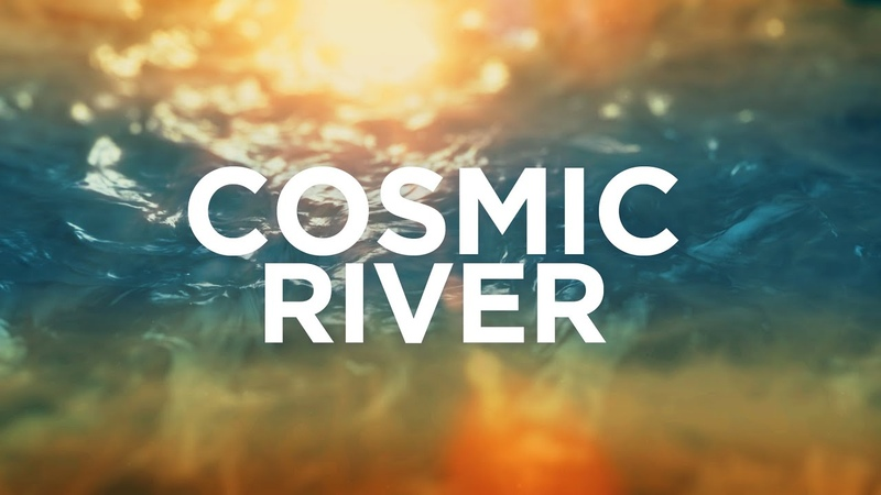 Cosmic River ✧ 432Hz ✧ Ambient, Mystical Music for Deep Meditation ✧ Recharge and Awaken the Spirit