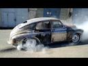 ГАЗ М-20 Победа V8 294 л.с. на базе Crown 145 1UZ FE VVT-i