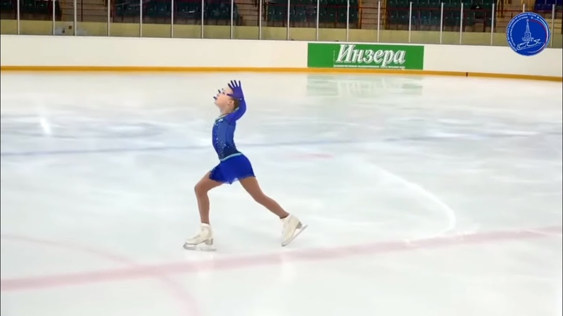 Любовь Рубцова Lyubov Rubtsova - Всероссийские соревнования Мемориал С.А. Жука 2021, ПП