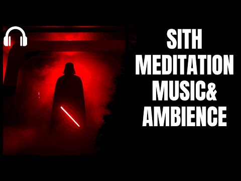 Star Wars Sith music for meditation and study 🎧 Ambience Relaxation Writing and Focus