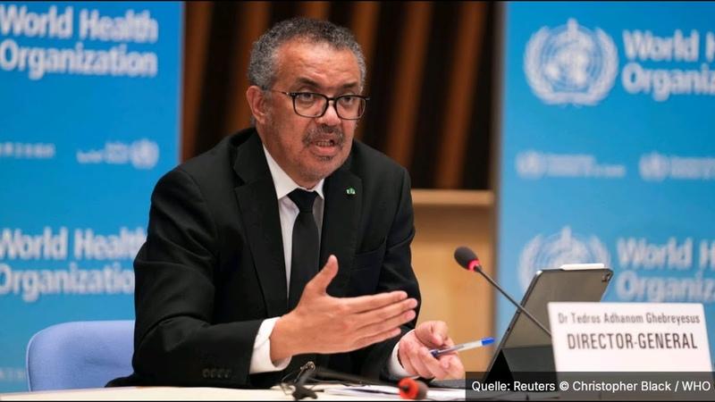 WHO-Vertreter Ende der Pandemie in Sicht–offenbar auch ohne Impfung | WHO gegen Impfpass | uvm.