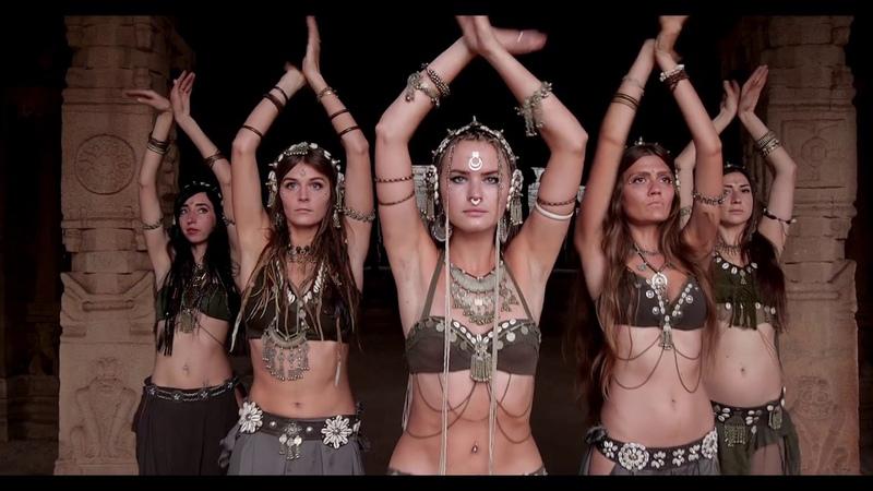 Goddess of the Lotus Temple Lena Gukina Tribal Fusion