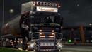 Euro Truck Simulator 2 ETS2 - Пора бы скупить гаражи в разных странах. Дальнобойщики мультиплеер