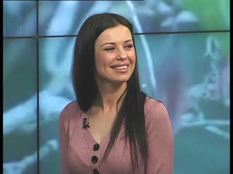 ГТРК ЛНР. Утро Донбасса. Дарья Серджан и Анна Лебединская. 22 апреля 2021 год.