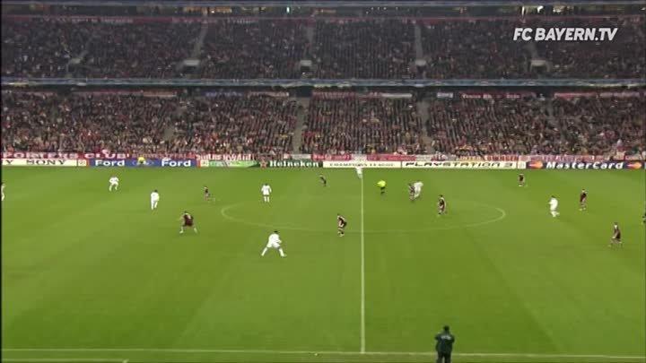 Самый быстрый мяч в истории Лиги чемпионов. Рой Макай забивает в ворота «Реала»