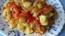 Как Быстро Приготовить Овощное Рагу или Гарнир из Овощей на Сковороде. Рецепт Vegetable stew