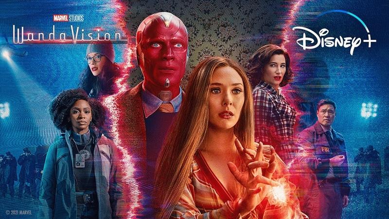 Не спойлерите ВандаВижн от Marvel Studios Публичное Объявление с Рэндаллом Парком и Кэт Деннингс | Чо как, Disney