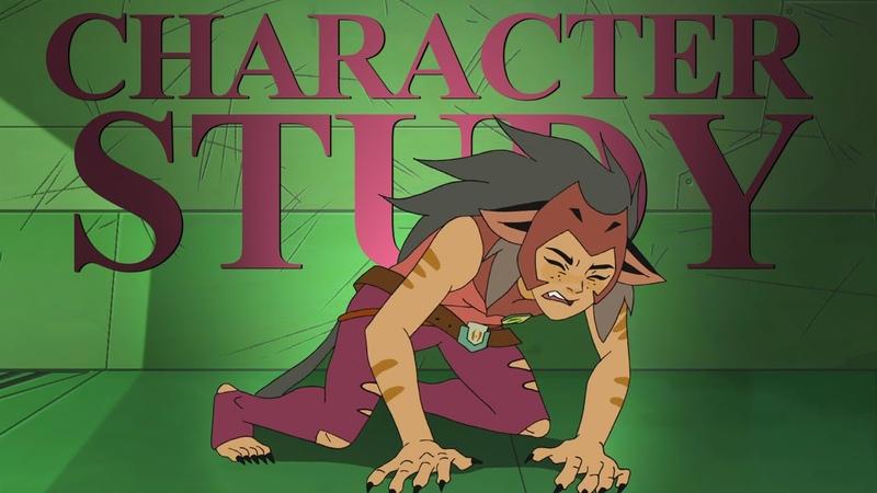 Catra Character Study Season 2