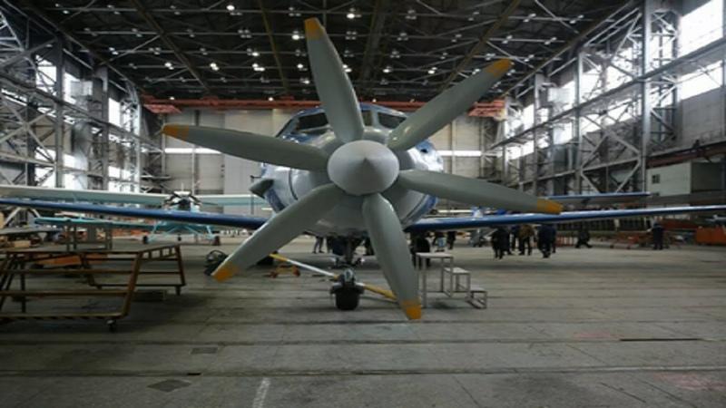 Старому Як-40 прикрутили технологии будущего