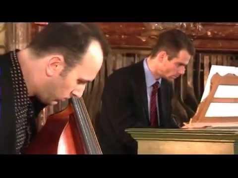 Heinrich Ignaz Franz von Biber Toccatta for viola da gamba Petr Wagner