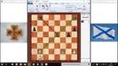 Крестовые связки в шахматах Мальтийский крест и Андреевский флаг!