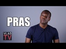 Pras on Fugees Breaking Up, Didnt Know Wyclef Got Lauryn Hill Pregnant