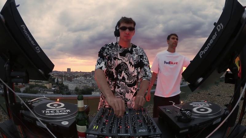 FJAAK High As A Roof DJ Set