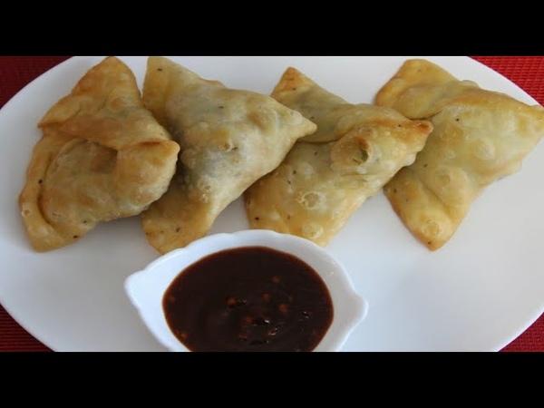Aloo Samosa Recipe